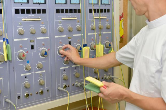 低周波療法の画像
